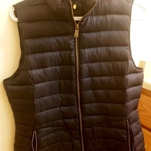 Women's Pendleton puffy vest